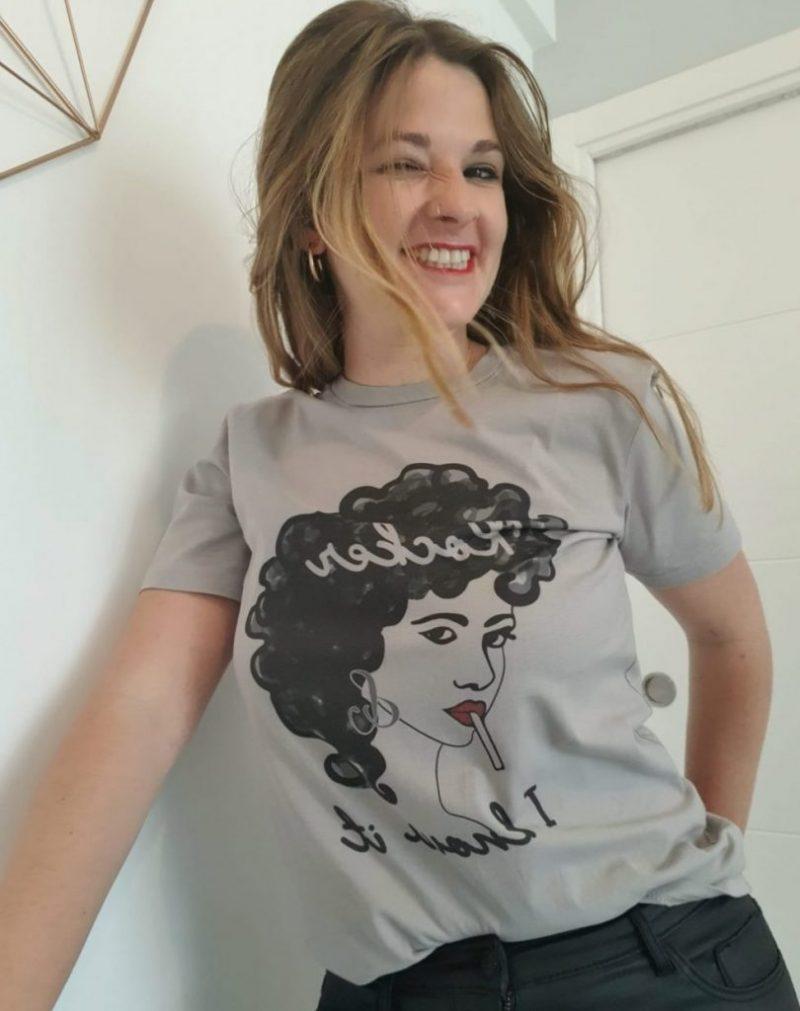 Camiseta Sostenible Rocker