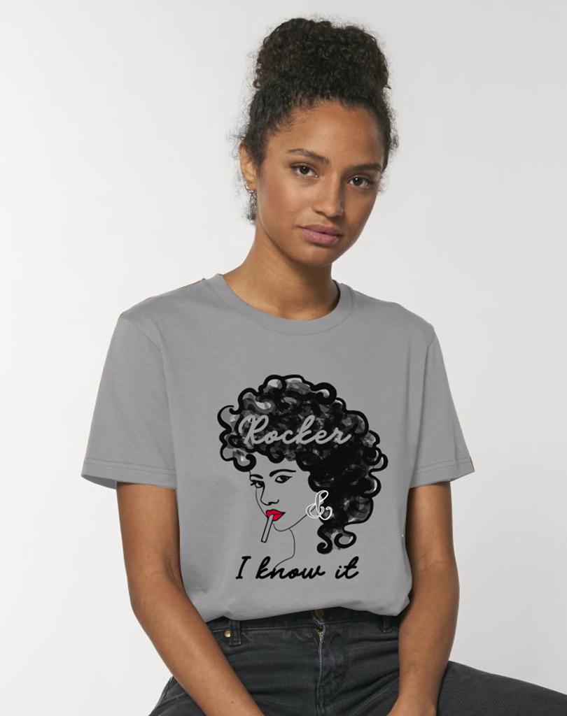 Camisetas sostenible rocker cerca